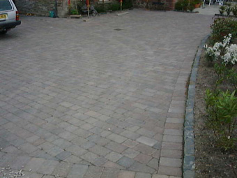 Paving & Landscaping